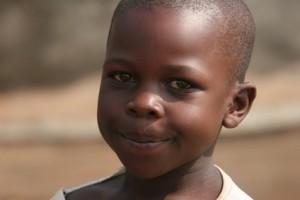portrait d'enfant ouganda