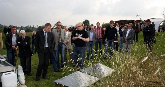 Johannes Remmel, Minister für Klimaschutz, Umweltschutz, Naturschutz, Landwirtschaft und Verbraucherschutz des Landes Nordrhein-Westfalen.
